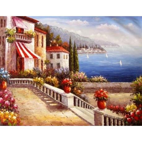 Mediterranean 87017 oil painting art gallery