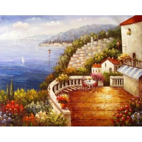 Mediterranean 87018 oil painting art gallery