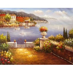 Mediterranean 87019 oil painting art gallery