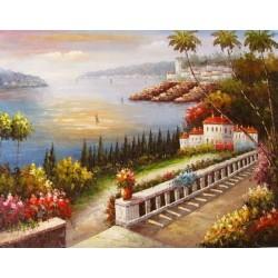 Mediterranean 87021 oil painting art gallery