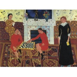 Family Portrait, 1911 By Henri Matisse oil painting art gallery