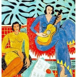 La musique By Henri Matisse oil painting art gallery