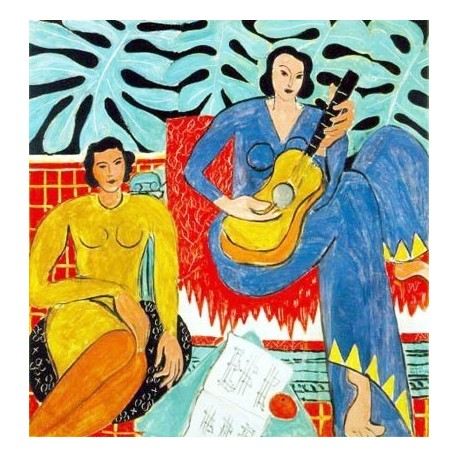 Quot La Musique Quot By Henri Matisse Oil Painting Reproductions