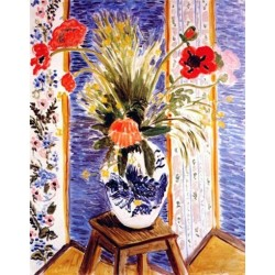 Poppies Fireworks By Henri Matisse oil painting art gallery