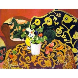 Spanish Still Life By Henri Matisse oil painting art gallery