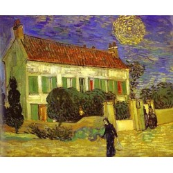 The Trinquetaille Bridge by Vincent Van Gogh - Art gallery oil painting reproductions