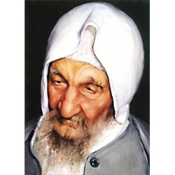 Baba Sali 2 | Jewish Art Oil Painting Gallery