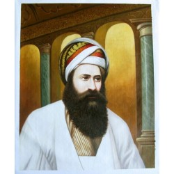 Ben Ish Hai | Jewish Art Oil Painting Gallery