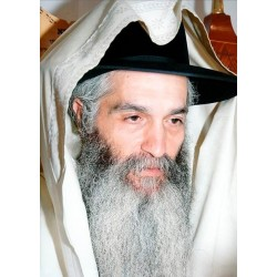 Rabbi David Abuhatzerah 2 | Jewish Art Oil Painting Gallery
