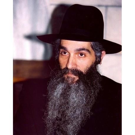 Rabbi David Abuhatzerah | Jewish Art Oil Painting Gallery