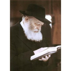 Lebavitcher Rebbe | Jewish Art Oil Painting Gallery
