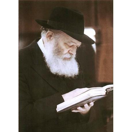 Lebavitcher Rebbe | Jewish Art Oil Painting Gallery