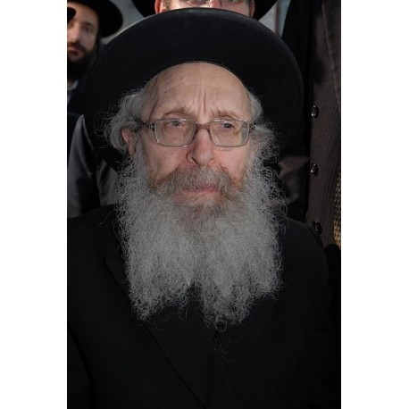 Rabbi Finkel 4  | Jewish Art Oil Painting Gallery