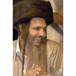 Rabbi Shalom Arush | Jewish Art Oil Painting Gallery