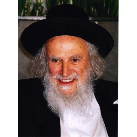 Rabbi Shmuel Auerbach   Jewish Art Oil Painting Gallery