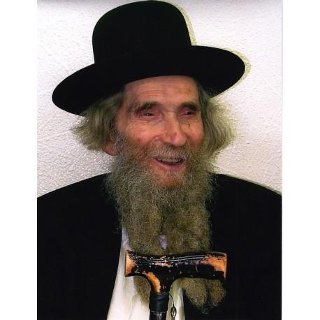 Rabbi Shteinman | Jewish Art Oil Painting Gallery