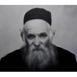 Rav Aharon Kotler | Jewish Art Oil Painting Gallery