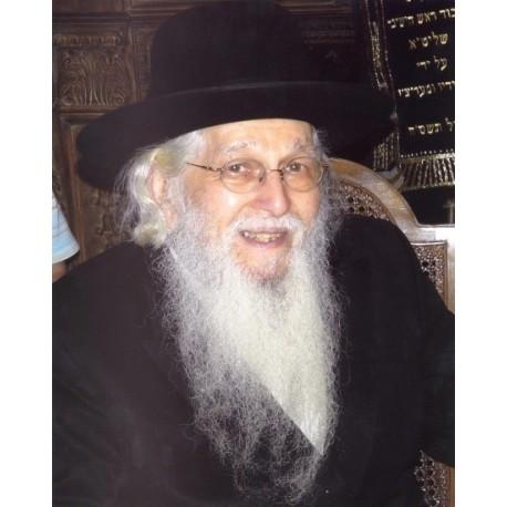 Rav Aharon Shecter | Jewish Art Oil Painting Gallery