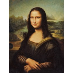 Mona Lisa by Leonardo da Vinci oil painting art gallery