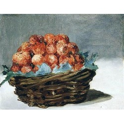 Strawberries By Edouard Manet - Art gallery oil painting reproductions