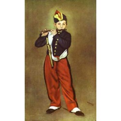 The Fifter 1866 By Edouard Manet - Art gallery oil painting reproductions