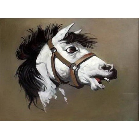 Horses Oil Painting 1 - Art gallery Oil Painting Reproductions