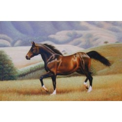 Horses Oil Painting 22 - Art gallery Oil Painting Reproductions