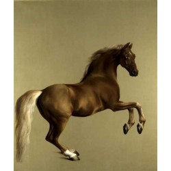 Horses Oil Painting 35 - Art gallery Oil Painting Reproductions