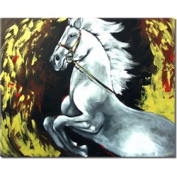 Horses Oil Painting 37 - Art gallery Oil Painting Reproductions