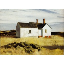 Ryder's House - Art gallery oil painting