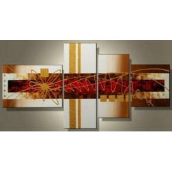 Brown Abstract VI | Oil Painting Abstract art Gallery