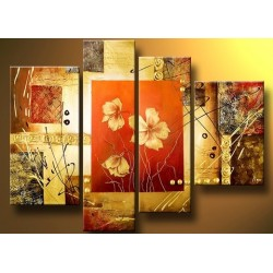 Brown Abstract VIII | Oil Painting Abstract art Gallery