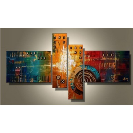 City Abstract | Oil Painting Abstract art Gallery