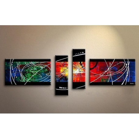Color Abstract IV | Oil Painting Abstract art Gallery