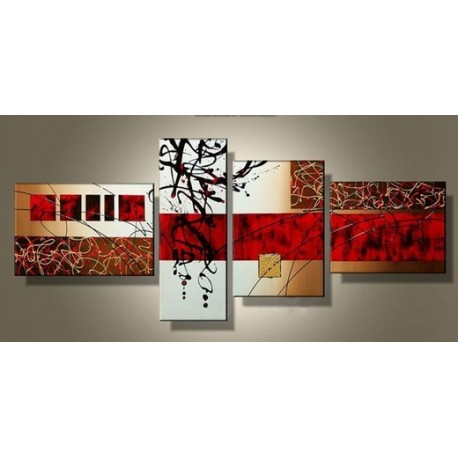 Color Abstract VI | Oil Painting Abstract art Gallery