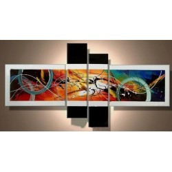 Color Abstract VII | Oil Painting Abstract art Gallery
