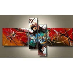 Color Abstract VIII | Oil Painting Abstract art Gallery