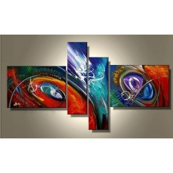 Color Abstract X | Oil Painting Abstract art Gallery