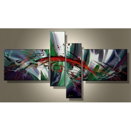 Color Abstract XI | Oil Painting Abstract art Gallery