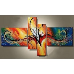 Color Abstract XII | Oil Painting Abstract art Gallery
