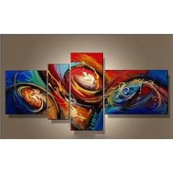 Color Abstract XIII | Oil Painting Abstract art Gallery