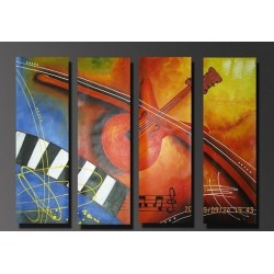 Music | Oil Painting Abstract art Gallery