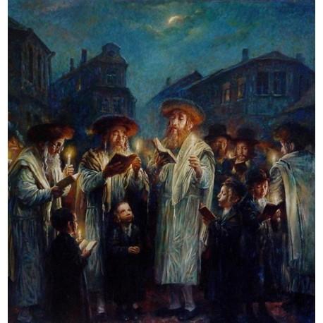 Judaica Oil Paintings