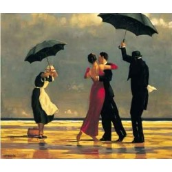 The Singing Butler by Jack Vettriano oil painting art gallery