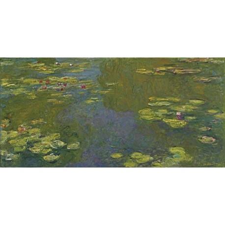 Le Bassin aux Nympheas by Claude Oscar Monet