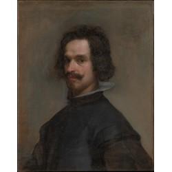 Portrait of a man (c. 1630-35) by Diego Velázquez