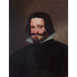 Portrait of Sebastián de Morra (c. 1645) by Diego Velázquez