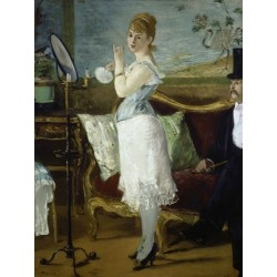 Nana 1877 By Edouard Manet