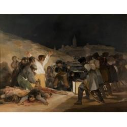 The Third of May 1808 (1814) By Francisco Goya