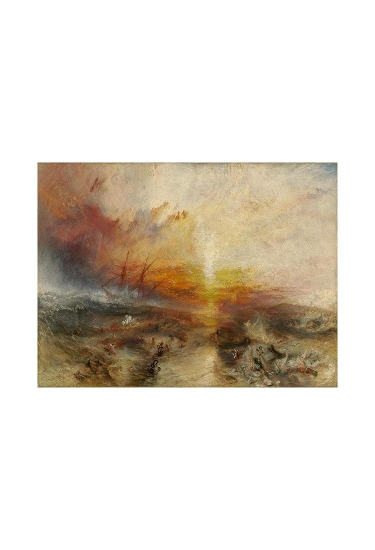 The Slave Ship 1840 By Joseph Mallord William Turner